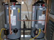 tankless water heaters can last for up to 20 years with only a few parts wearing out and requiring replacement if you find your water isnu0027t heating