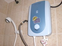 bathroom electric heaters